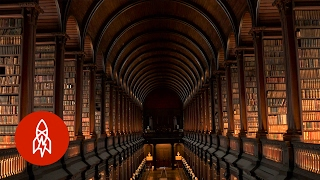 This Magnificent Library Holds Treasured Irish History thumbnail