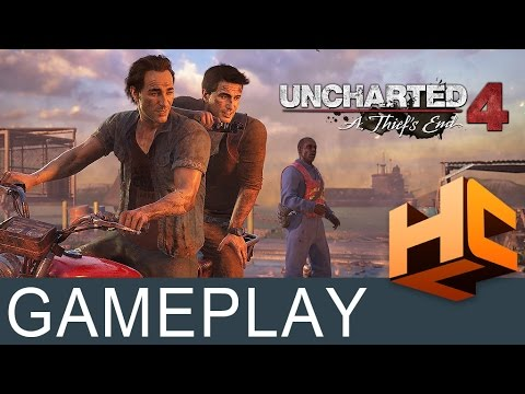 Uncharted 4 Full Gameplay