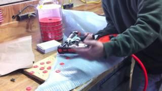 Paslode CS150 CapStapler - Review