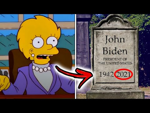 15 Simpsons Predictions That May Come True In 2021