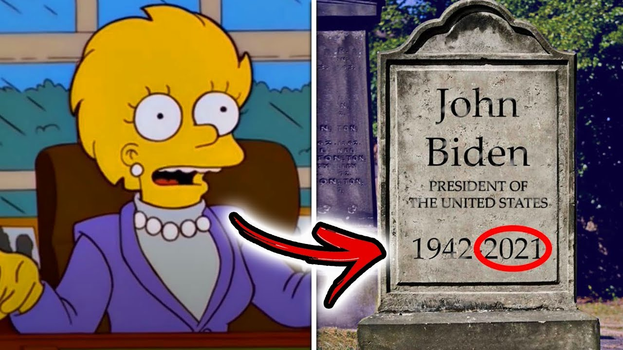 Download 15 Simpsons Predictions That May Come True In 2021