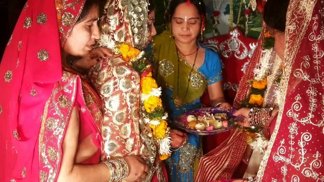 prashant and poonam marriage video part 2