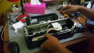 Cara Bongkar Epson L110. Ilda computer