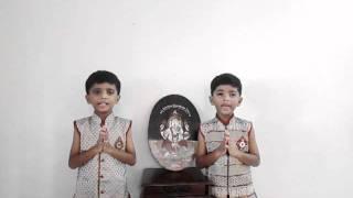 devotional Ekadantaya vakratundaya  song