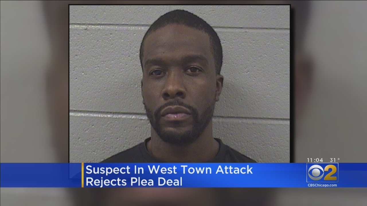 Suspect In West Town Rape Rejects Plea Deal