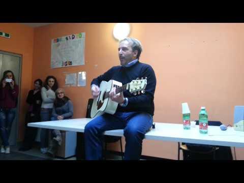 Tony Tammaro @ Liceo G. Galilei - 'O Trerrote