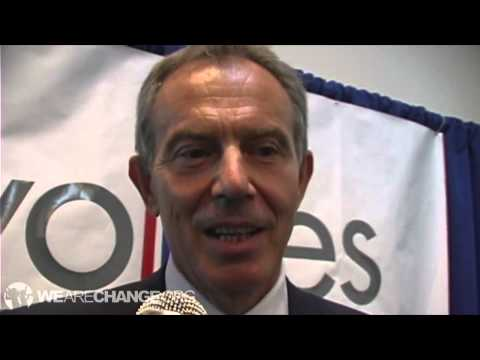 Tony Blair - On attending Bilderberg in 1993 - 4 yrs Before Becoming Prime Minister of UK