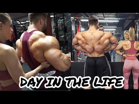 Couples Back Workout