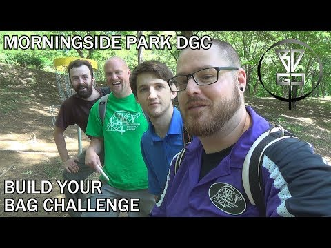 Build Your Bag Challenge - Morningside Park DGC in Knoxville, TN
