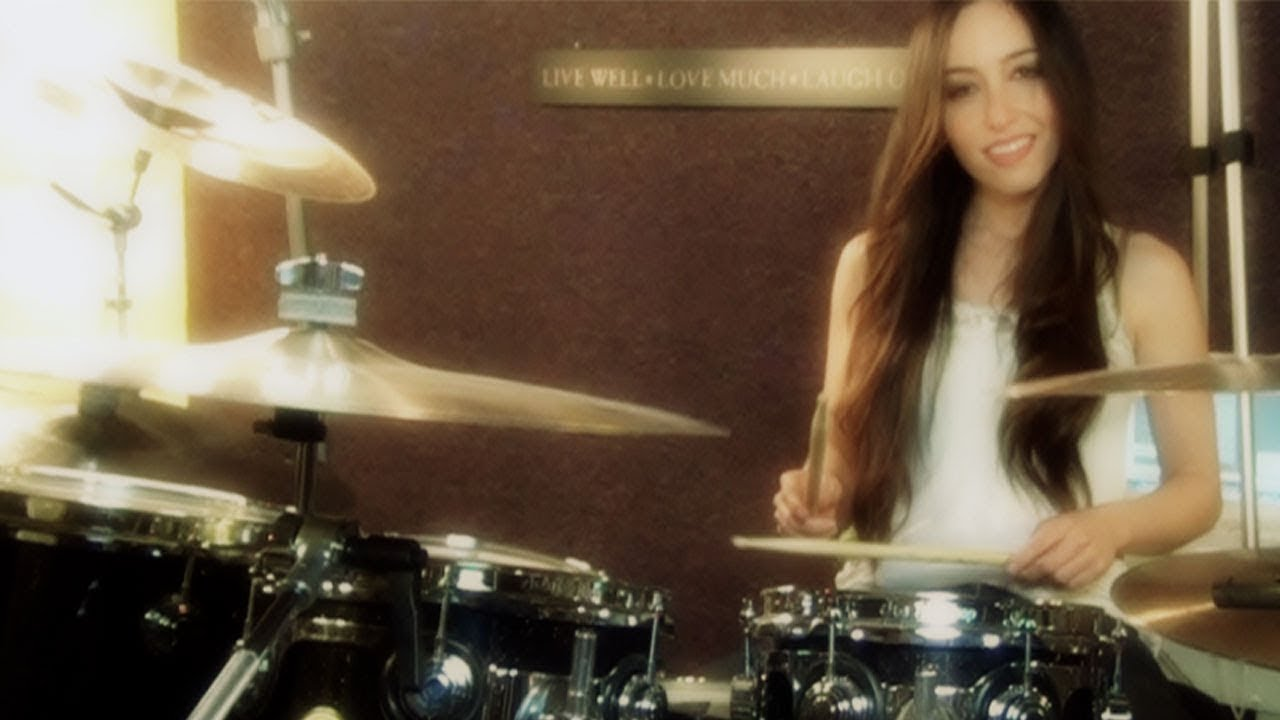 METALLICA - NOTHING ELSE MATTERS - DRUM COVER BY MEYTAL