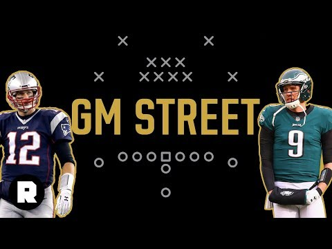 """""""How Serious Is Tom Brady's Thumb Injury?""""  All Four Playoff Teams in the hunt 