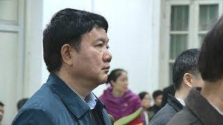 Ngày đầu phiên tòa xét xử ông Đinh La Thăng, Trịnh Xuân Thanh và đồng phạm
