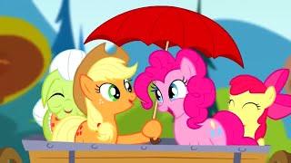 [Brazilian Portuguese] My Little Pony   Apples To The Core - Reprise [HD]