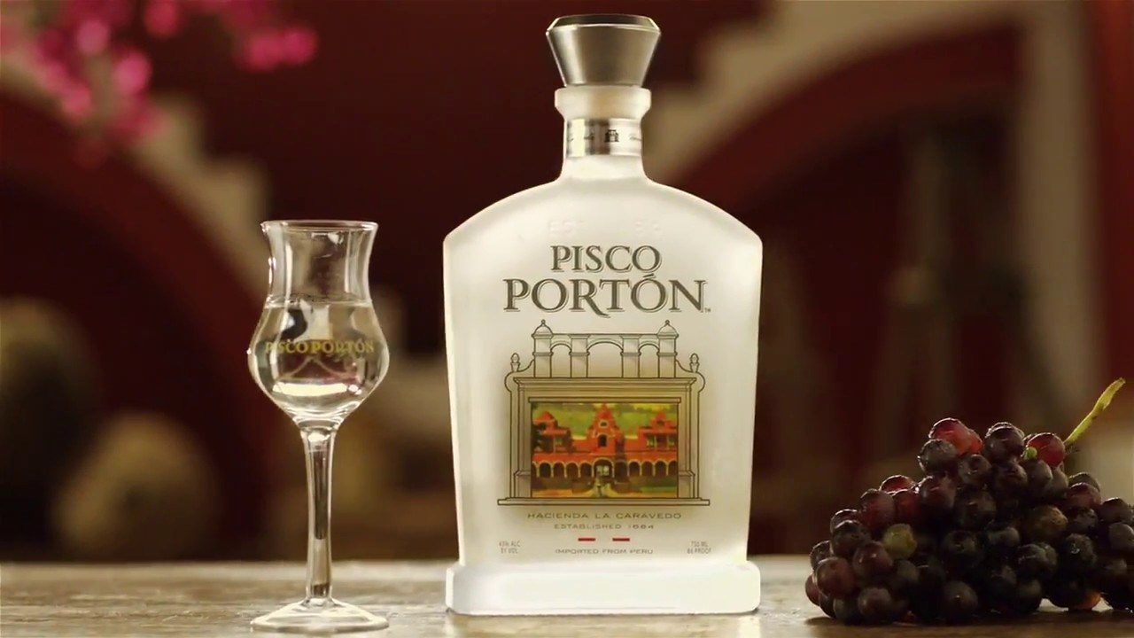 Brand Video - Pisco Portón