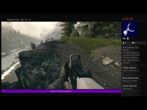 RobertBorthwick's Live PS4 Broadcast