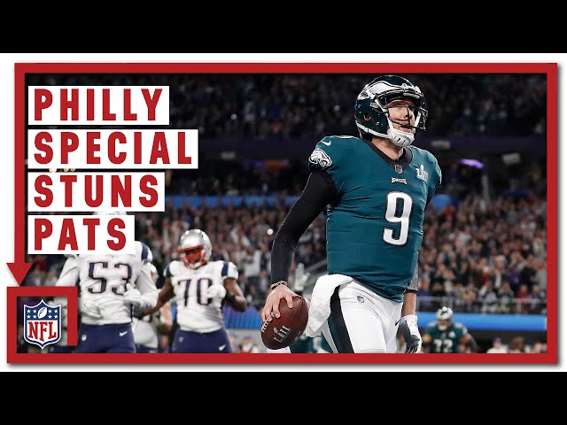 The Philly Special Stuns Belichick (Super Bowl LII)   Eagles vs. Patriots   NFL Turning Point