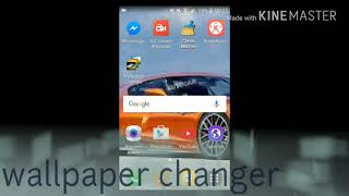 شرح تطبيق الخلفيات Wallpaper changer screenshot 5