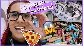 LifeOfLaiba | Fav cardio, Makeup Room Tour and Build Your Own Pizza!