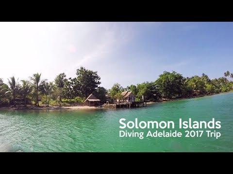 Solomon Islands Scuba Diving Trip @ Dive Munda (July 2017)