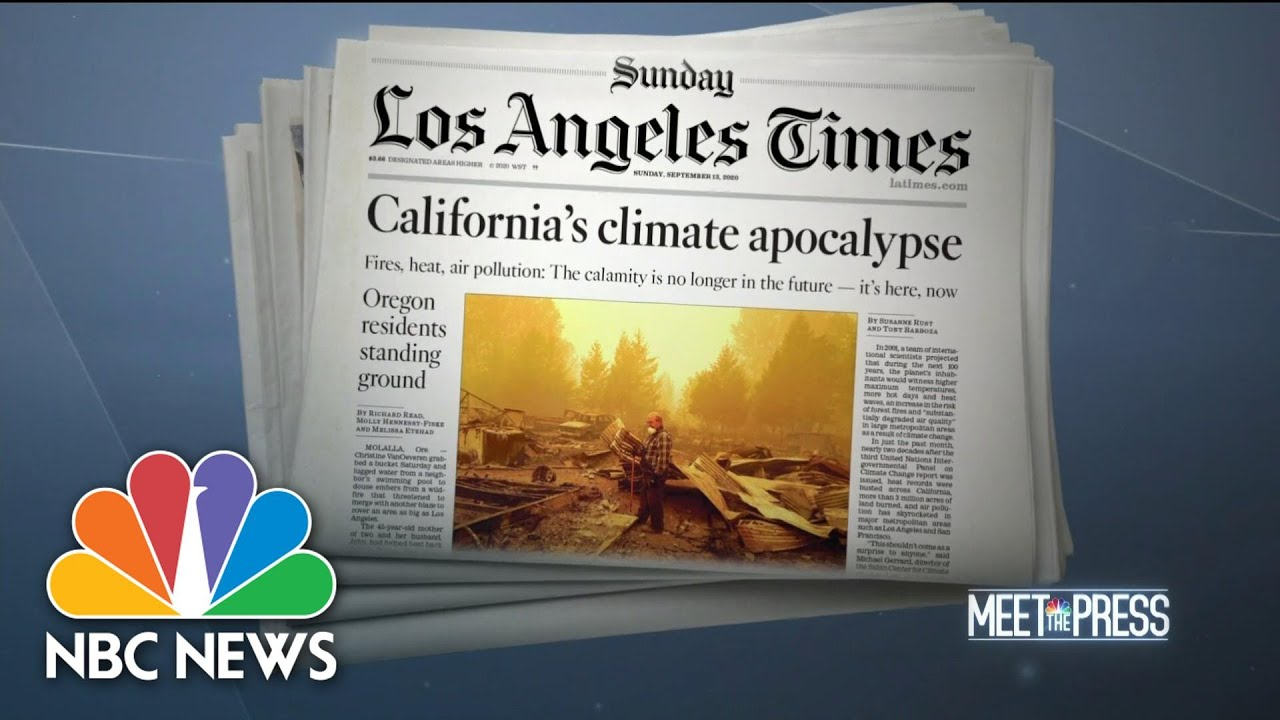 'Whole Towns Have Been Wiped Out' | Meet The Press | NBC News