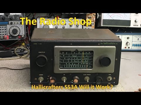 #221-hallicrafters-s53a-repair