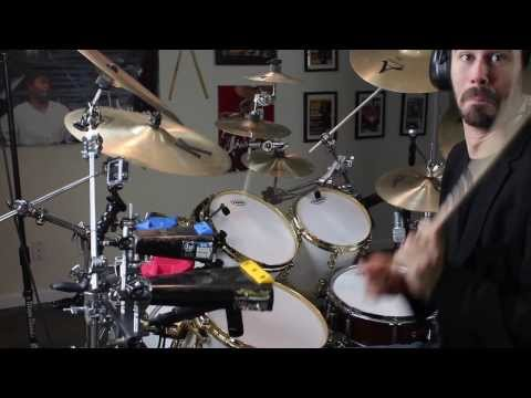 """Drumming """"Overture 1928"""" by Dream Theater - Harry Miree"""