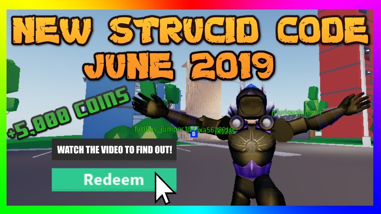 *ALL* STRUCID CODES JUNE 2019 | (ROBLOX) - YouTube