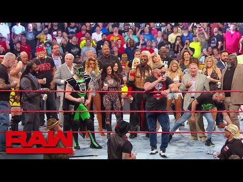 Clint August - This WWE Monday Night Raw Reunion Brings Me Back A Bit. Truly Entertainment