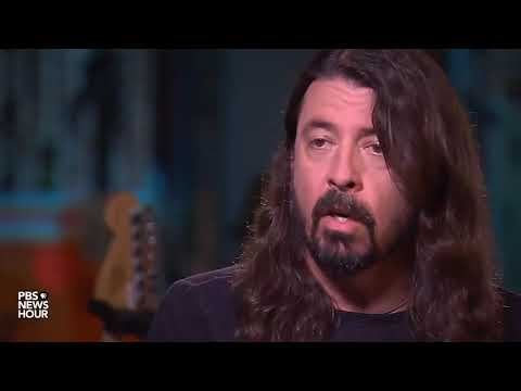 Dave Grohl on the death of Kurt Cobain