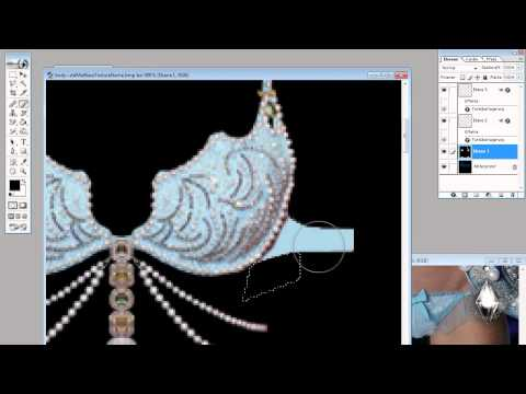How do you make a Victoria´s Secret Outfit [Sims 2 Tutorial] HD