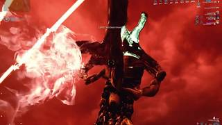 Warframe: Full Hemocyte Fight