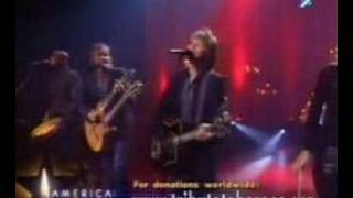 Bon Jovi - livin on a prayer live acoustic