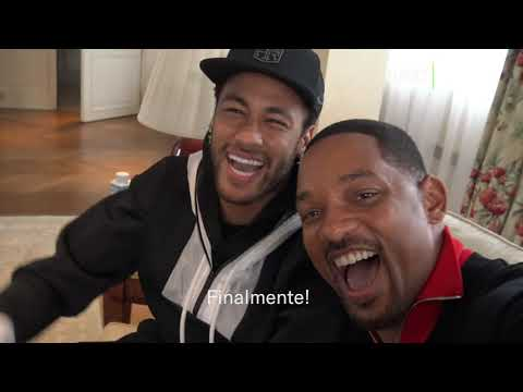 Teaser Half Time - Neymar Jr x Will Smith | Neymar Jr 10