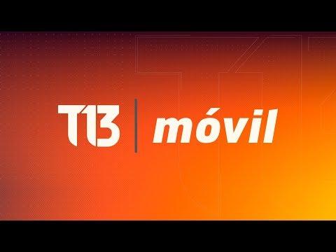 EN VIVO   T13 Móvil