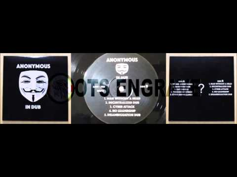 Anonymous ‎– Decentralized Dub ‎– B2