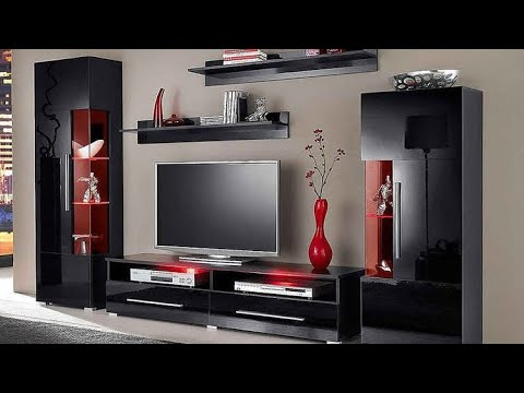 Stunning TV Wall Unit Designs for living room