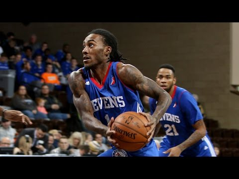 Highlights: Cat Barber (28 points)  vs. the Skyforce, 11/18/2016