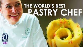 Meet The World's Best Pastry Chef: Jessica Préalpato