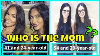 Unbelievable Pics Of Mothers And Daughters Who Look Almost The Same Age