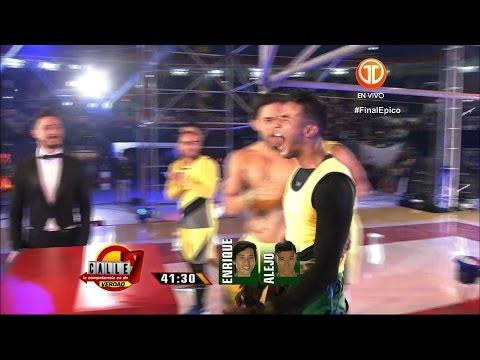 Alejandro Castroverde es el nuevo campeón de Calle 7 Panamá