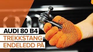 Bruksanvisning Audi 80 B4 Avant på nett