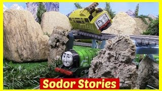 Thomas and Friends Accidents will Happen Toy Train Thomas the Tank Engine Episodes Compilation
