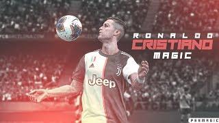 Cristiano Ronaldo 🔥 Magic Skills & Goals [ PES2020 ]