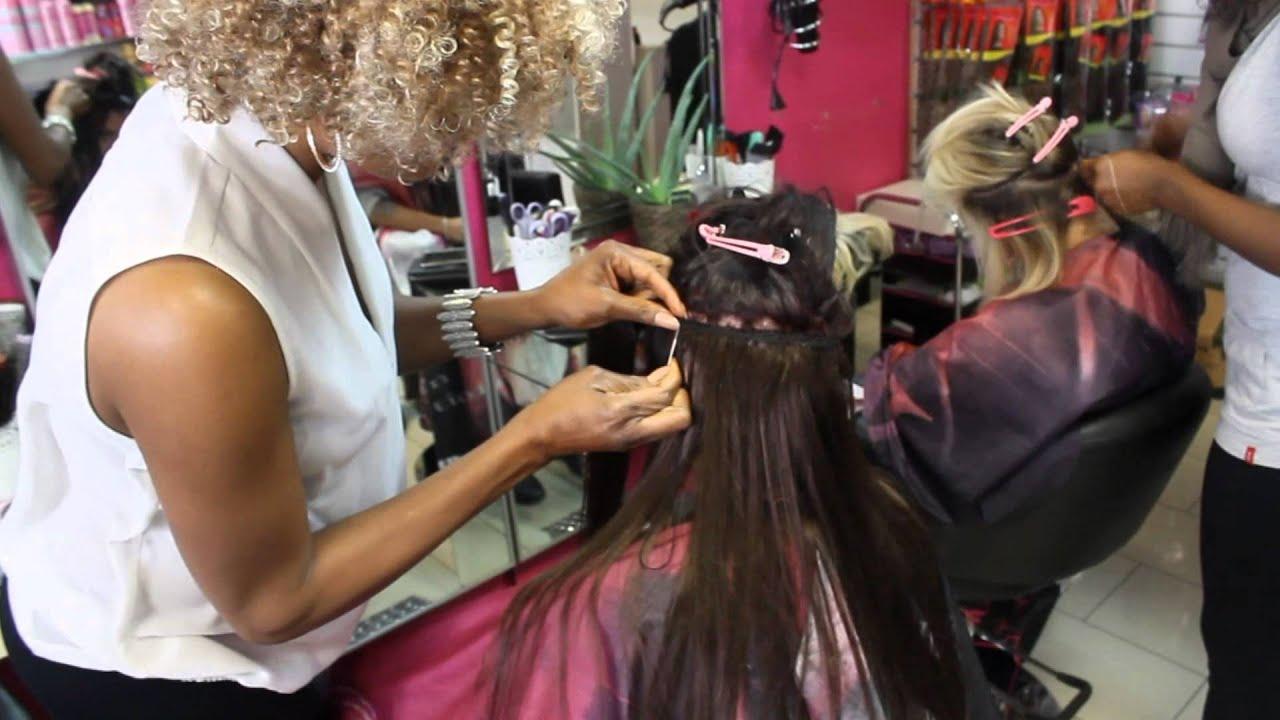 Haarverlangerung essen huttrop