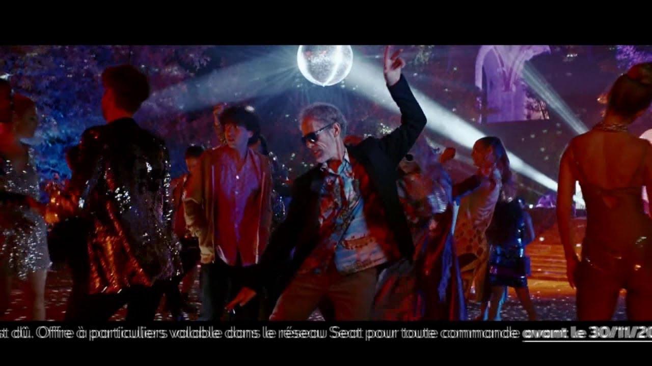 """Musique de la pub Nouvelle Seat Ateca """"live large / vivez intensément""""  2021"""