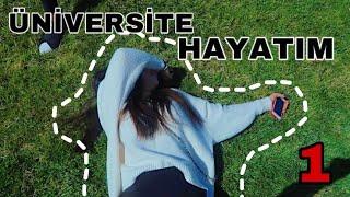 Gambar cover ÜNİVERSİTE HAYATIM 1📚🍽 #vlog10 #atılımüniversitesi #hazırlık