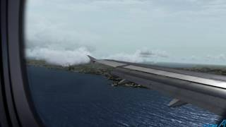 [FSX] As Real As It Gets - Landing in Belfast City