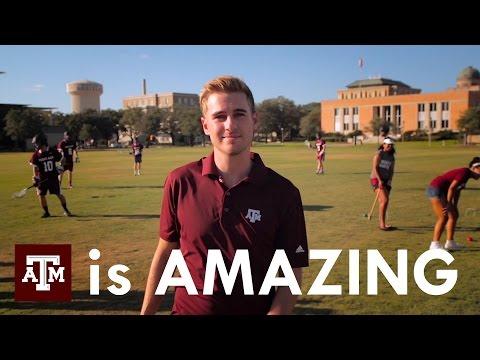 Texas A&M University is Amazing.