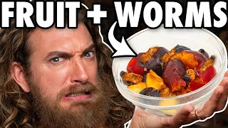 We Try The Real Caveman Diet (Taste Test)
