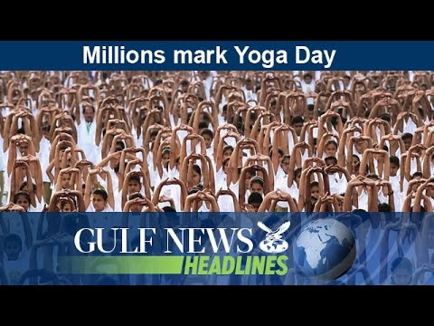 Millions observe International Yoga Day - GN Headlines